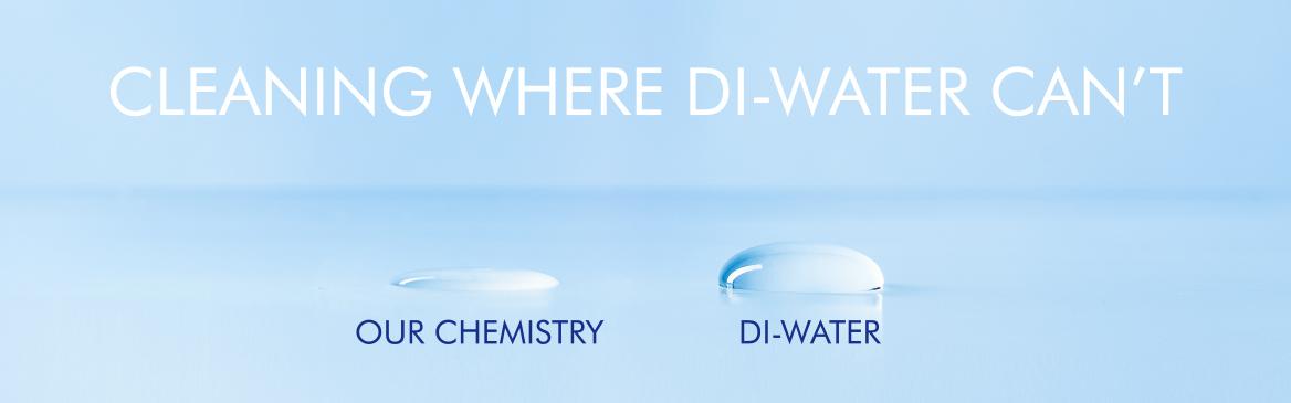 Di Water Vs Chemistry